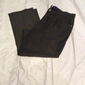 Pants - Green Slacks